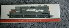 N Scale Locomotive Train Southern Pacific #9725 Model Train High Speed