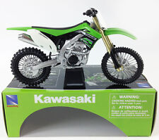 Newray Juguetes 1:12 Kawasaki KXF 450 Bicicletas Modelo Diecast