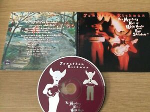 Cd  HDCD album - Jonathan Richman – Her Mystery Not Of High Heels And Eye Shadow