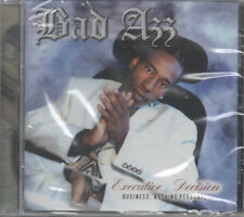 Bad Azz Executive Decision Business Nothing Personal CD NEU Legendary Life