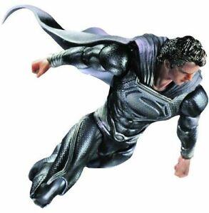 Square Enix Superman (Black Suit) Play Arts Kai Action Figure (NYCC Exclusive)