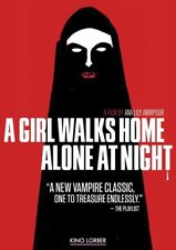 A Girl Walks Home Alone at Night [New DVD] Subtitled