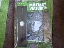 Military Watches Magazine Collection Issue 12  British Paratrooper 1940's
