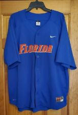 Florida Gators Baseball Jersey Nike Dri Fit XL NCAA