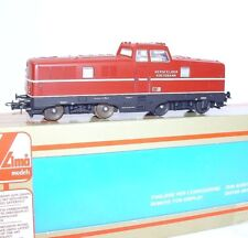 Lima HO 1:87 German DB BR V80 HERSFELDER KREISBAHN LOCOMOTIVE Top Detail MIB`98!