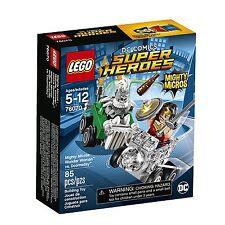 LEGO Super Heroes Mighty Micros: Wonder Woman Vs. Doomsday 76070  #391726