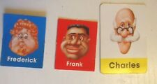 Face card or Character card for GUESS WHO?  2000 edition...CHOOSE:-