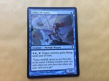 Misprint Caller of Gales PRINTED OVER MASKING TAPE MTG Magic Card