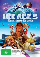 Ice Age 5 - Collision Course (DVD, 2016) NEW