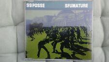 99 POSSE - SFUMATURE CD SINGOLO PROMO 1 TRACK