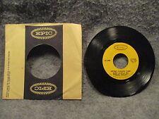 "45 RPM 7"" Record David Houston & Barbara Mandrell After Closing Time 5-10656 VG+"