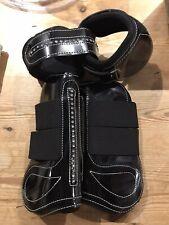 Black Tendon & Fetlock Boots