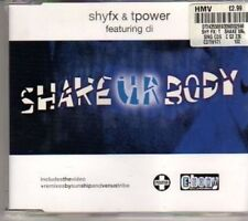 (AJ251) Shake UR Body, Shyfx & Tpower ft Di - 2001 CD