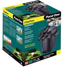 Pond One P1-93071 CariTec 10000 Pressurised Pond Filter With Backwash