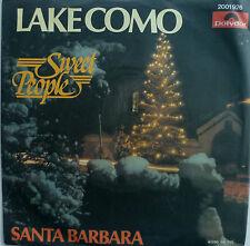 "7"" 1978 RARE INSTRUMENTAL MINT-? SWEET PEOPLE Lake Como"