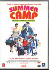SUMMER CAMP - DVD (USATO EX RENTAL)
