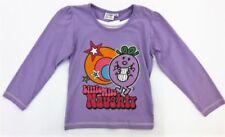 T-shirts et débardeurs violet à manches longues pour fille de 9 à 10 ans