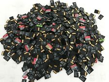 Lot of 100 Mixed Brand 16GB MICRO SD Memory Cards for samsung galaxy cell phones