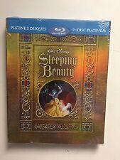 Sleeping Beauty (Blu-ray/DVD, 3-Disc, 2009) Future Shop Steelbook NEW French