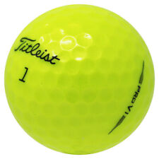 48 Titleist Pro V1 2019 Yellow Mint Used Golf Balls AAAAA *In a Free Bucket!*