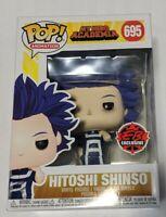 Funko Pop! Animation My Hero Academia - Hitoshi Shinso #695 (EBGAMES Exclusive!)