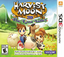Harvest Moon: The Lost Valley 3DS New Nintendo 3DS, nintendo_3ds