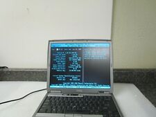 Qty (4) Dell Latitude D600 Laptops Boots to Bios - As Is for Parts or Repair