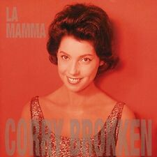 Corry Brokken ‎– La Mamma / Bear Family Records CD 1996  ‎– BCD 15 883 AH