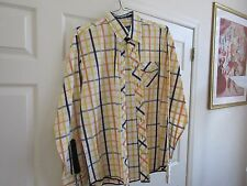 Georg Roth  , Size XXL , Men's Long Sleeve Shirt , 83% Cotton 17% Polyester