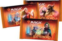 MtG: x3 Battlebond Sealed Booster Packs - Magic the Gathering - Three Packs