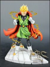 DBZ-Dragon Ball Z  Masked superman SSJ Gohan Double headed carving figure statue