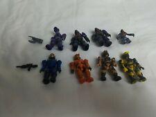 Halo Mega Blocks Figures Lot 4