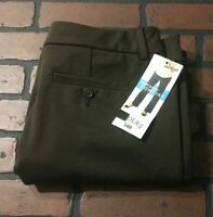 Riders by Lee Comfort Waist Casual Trouser Leg Mid Rise Pants Women's Size 14P