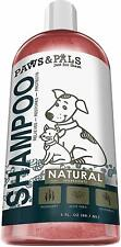 Dog Shampoo for Pet & Cat Travel Size - Sensitive Itchy Dry Skin Wash- 3 oz