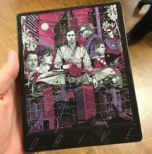 Drive Blu-ray Steelbook | Mondo X #000 Tyler Stout | Futureshop Canada exclusive