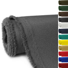 1-30 Yards Marine Canvas Duck Fabric 600D Outdoor Waterproof 58