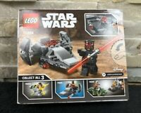 New LEGO 75224 Star Wars  Sith Infiltrator Darth Maul