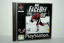 NHL FACE OFF 99 GIOCO USATO BUONO SONY PSONE VERSIONE ITALIANA FR1 43873