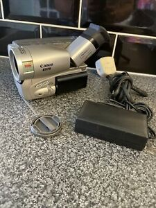 Canon ES75 Hi8 camcorder