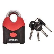 Amtech Heavy Duty 70mm Security Padlock 3 Year