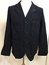 RARE! RALPH LAUREN RRL ENGINEER WHITNEY WOOL  SPORT COAT BLAZER JACKET SZ M £579