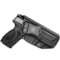 "Amberide IWB KYDEX Holster Fit: S&W M&P 9/40 M2.0 Compact 4"" Barrel"