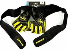 Sting Concept C4 Mens Gloves Small Training Exercise Lifting Half Finger Grip S