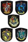 Lot de 5 écussons Harry Potter des écoles de Poudlard Harry Potter patch lot