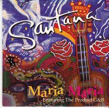 CD SP 2 T  SANTANA *MARIA MARIA*