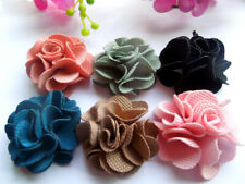 10pcs satin bow Dog Hair Clips puppy hairpin Pet Grooming Accessories