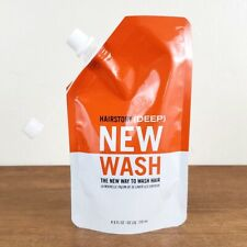 Hairstory New Wash, Deep, 8 Oz. Size