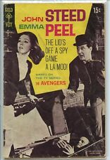 Avengers 1968 series # 1 Fair comic book
