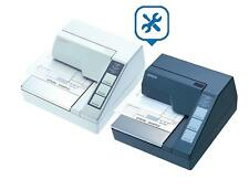 Servicio de Reparación Impresora Epson TM-U295 Slip Printer Serial Paralelo