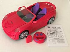 Mga Project Mc2 Remote Control Rc Car 2016 Model 542469 Red H20 Powered Lights